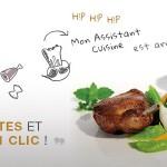 houra dévoile «Mon assistant cuisine» Blog AssCuisine 150x150