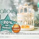 La décoration de votre sapin à prix malins ! Blog deco offre nov16 150x150