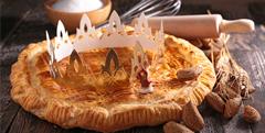 v recette galette des rois Cette année, cest vous la reine de la galette !
