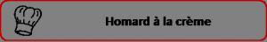 homard a la creme 300x48 Les meilleures surprises de la Saint Valentin !