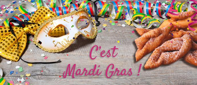 Mardi Gras et Carnaval, le jour où tout est permis BLOG MardiGras