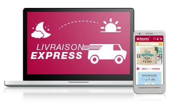 blog livraisonExpress2 En mai, facilitez vous la vie avec houra!