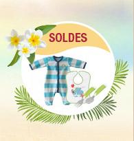 Boutique soldes puericulture et textile chez houra.fr