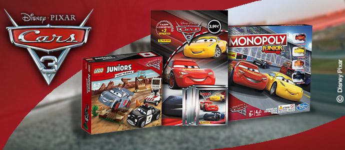 Cars 3 : un retour à toute vitesse Blog cars3