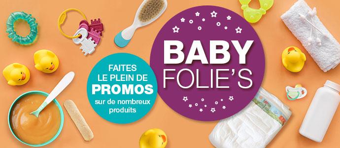 Les BABY FOLIE'S reviennent ! Blog BBF 1019