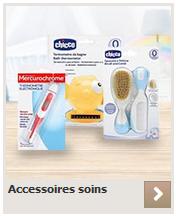 accessoires et soins bébé