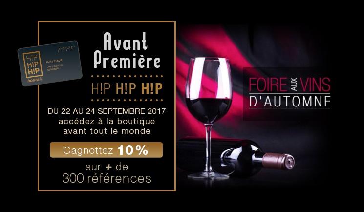 """Une Foire aux vins 2017 """"coups de coeur"""" avant premier foire aux vins 2017"""