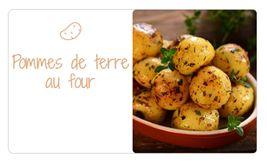 Variétés pour pommes de terre à four
