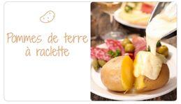 Variétés pour pommes de terre à raclette