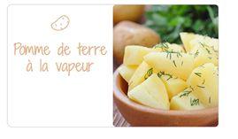 Variétés pour pommes de terre à la vapeur