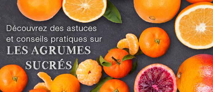 Les agrumes et ses saveurs… pleines de vitamines ! Blog agrumes