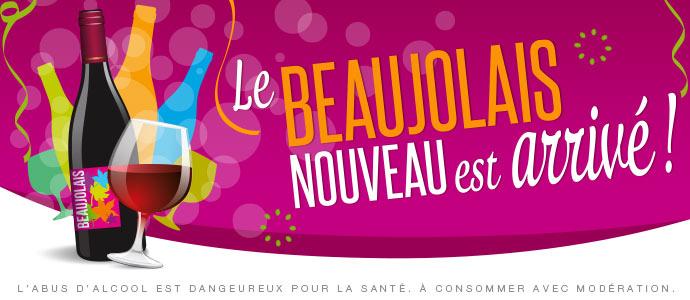 Le Beaujolais Nouveau 2019 ! ED Blog BeaujolaisNouveau