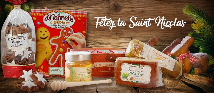 La Saint Nicolas, une journée gourmande et festive ! big picto bon saint nicolas