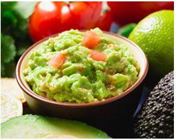 Recette du guacamole bio