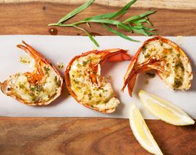 Livraison homard ! homard grillé au beurre
