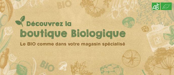 Enfin une boutique bio spécialisée ! BLOG bio2018