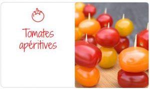 La tomate sous toutes ses formes ! apéro 300x177