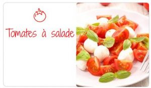 La tomate sous toutes ses formes ! salade 300x175