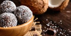 Chocolats et repas de pâques ! recette chocolat noixdecoco