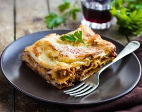La paresse en cuisine Lasagnes express