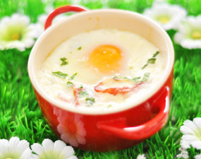 recette oeuf cocotte