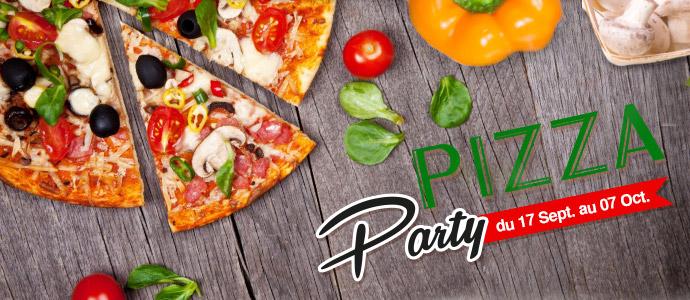Les soirées pizza en famille ! BLOG PizzaParty 092018