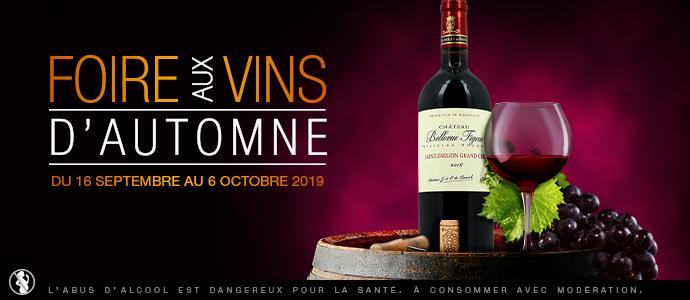 Le rendez-vous incontournable des amateurs de vins ED Blog FAV Automne2019