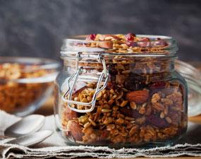 Les secrets d'un petit-déjeuner réussi gd recette granola