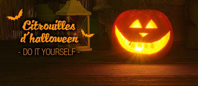 Votre citrouille d'Halloween DIY ! BLOG halloween