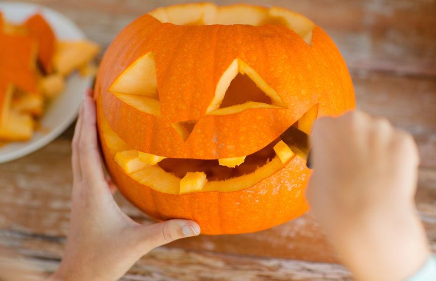 Votre citrouille d'Halloween DIY ! DIY citrouille