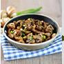 Mode de cuisson des champignons