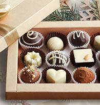 houra ! C'est Noël chocolat