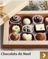 chocolats noel