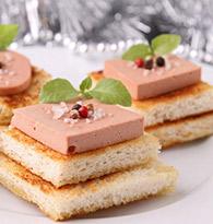 houra ! C'est Noël foie gras