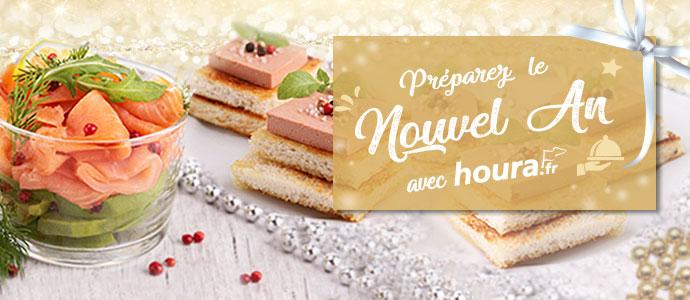 Organisez votre soirée du Nouvel an : mettez des paillettes ! BLOG Preparez NouvelAn
