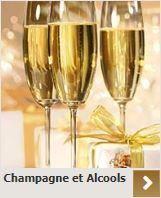 Les Fêtes de fin d'année ! champagne et alcools