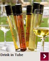 Les Fêtes de fin d'année ! drink intube