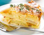 Gâteau aux pommes de terre