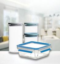 Les boîtes de conservation en verre