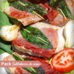 Les packs recette à personnaliser ! pack saltimbocca de veau 150x150