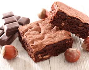 Recette de brownie à la noisette