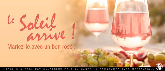 Cet été c'est vins rosés ! ED Blog VinsRosés 220720201