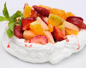 Recette salade de fruits d'été