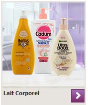 lait corporel