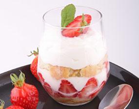 La fraise: que cache le fruit préféré des Français ? recette verrine chocolat blanc fraises