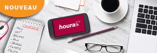 Créer votre première liste de courses en quelques minutes sur houra.fr