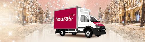 Frais de livraison offerts houra.fr