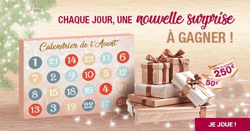 Jeu Noël décembre houra.fr
