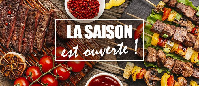 La saison des barbecues est lancée ! Blog BBQ 27052020