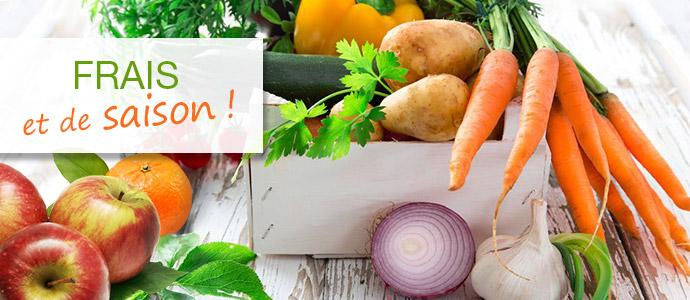 Les produits frais et de saison à tout moment de l'année ! Blog F L deSaison